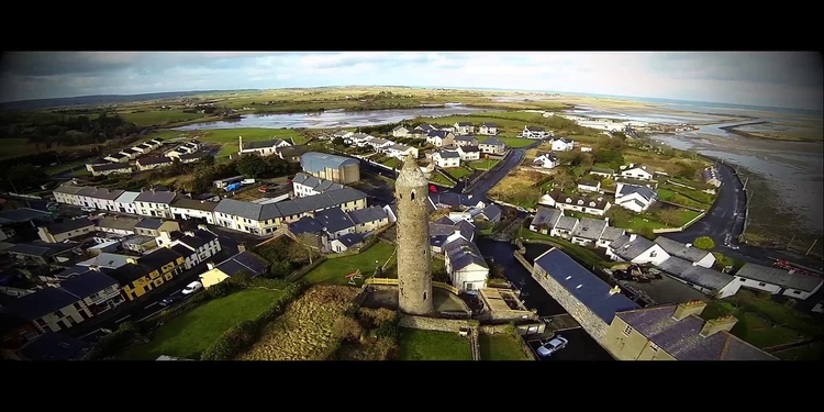 The Killala Round Tower